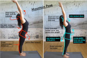 yoga workshop wednesday  mountain pose  physical therapy
